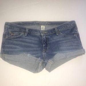 Abercrombie Kids Jean Shorts. Size 16. Girls.